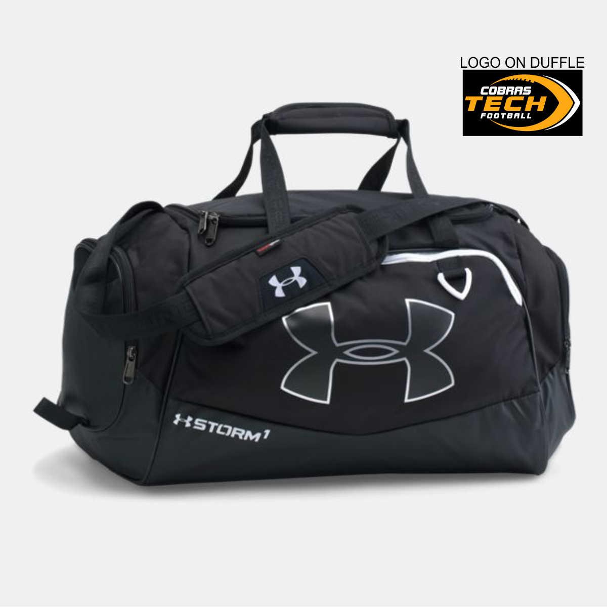 Ht Football Duffle Bag